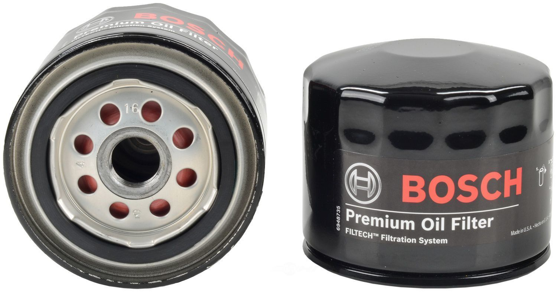 BOSCH - Premium Oil Filter - BOS 3321