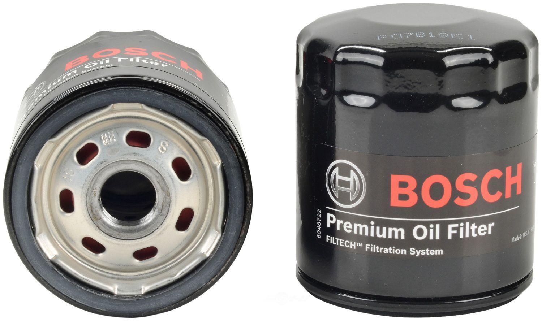 BOSCH - Premium Oil Filter - BOS 3331