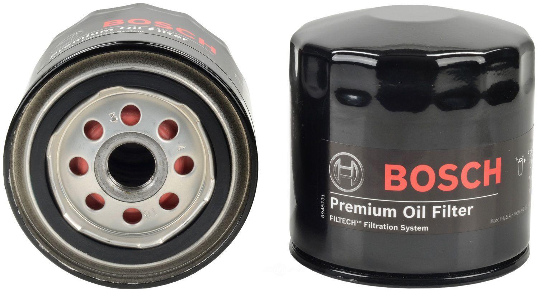 BOSCH - Premium Oil Filter - BOS 3402