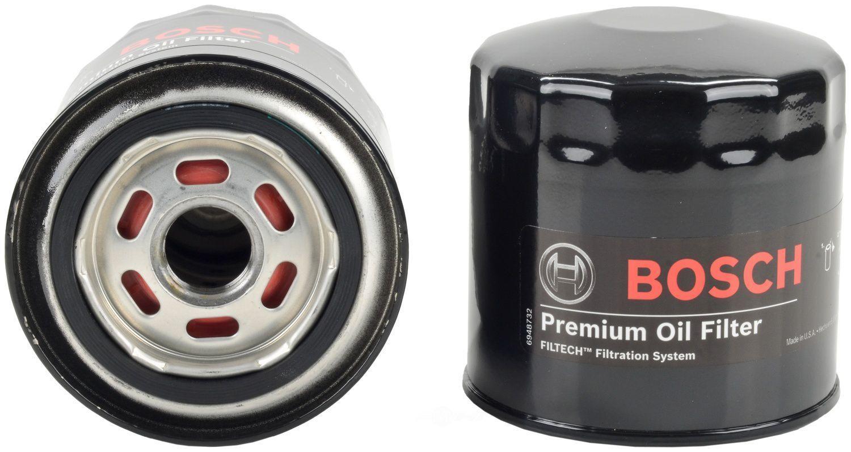 BOSCH - Premium Oil Filter - BOS 3410