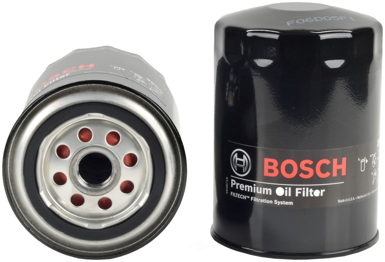 BOSCH - Premium Oil Filter - BOS 3500