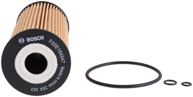 BOSCH - Premium Oil Filter - BOS 3977