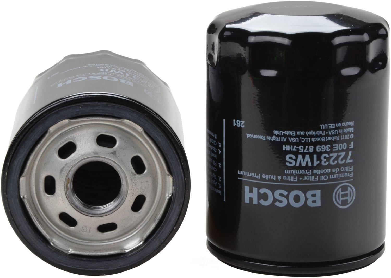 BOSCH - Workshop Oil Filter - BOS 72231WS