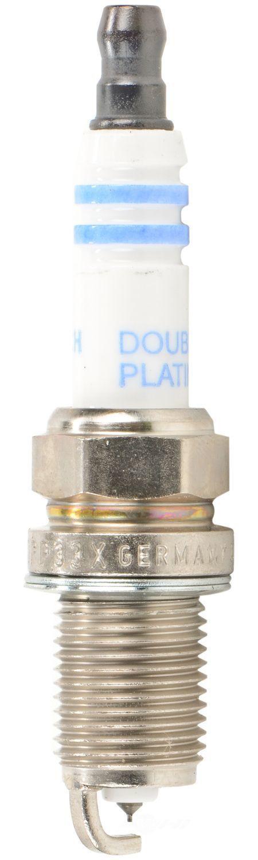 BOSCH - OE Fine Wire Double Platinum Spark Plug - BOS 8100