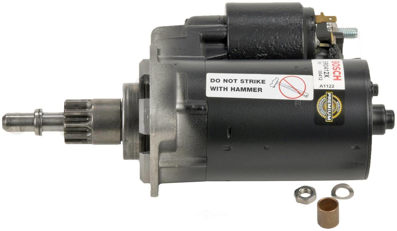 BOSCH - Reman Starter Motor - BOS SR0412X