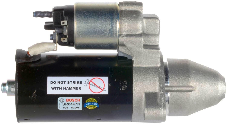 BOSCH - New Starter Motor - BOS SR0447N