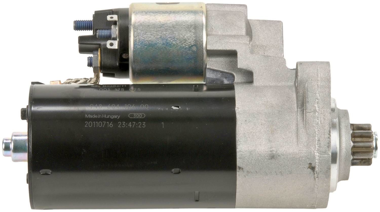 BOSCH - Reman Starter Motor - BOS SR0493X