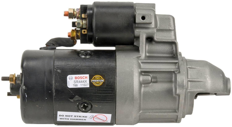 BOSCH - Reman Starter Motor - BOS SR444X