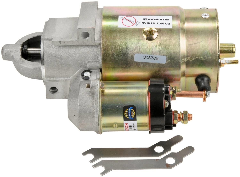 BOSCH - New Starter Motor - BOS SR518N