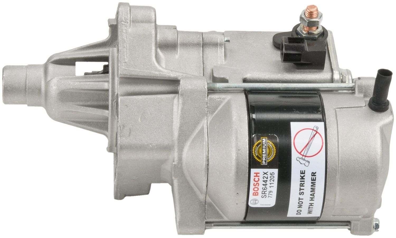 BOSCH - Reman Starter Motor - BOS SR6442X