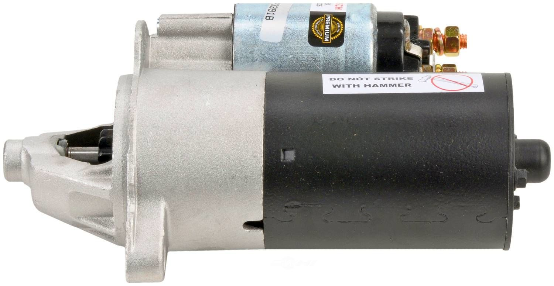 BOSCH - Reman Starter Motor - BOS SR7546X