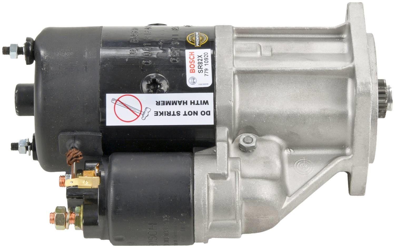 BOSCH - Reman Starter Motor - BOS SR82X