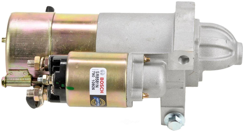 BOSCH - New Starter Motor - BOS SR8581N