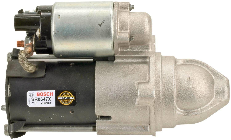 BOSCH - Reman Starter Motor - BOS SR8647X