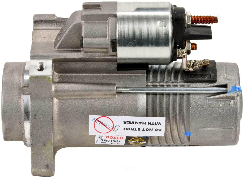 BOSCH - Reman Starter Motor - BOS SR9494X