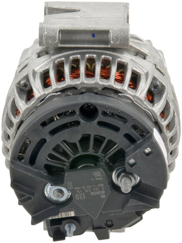 BOSCH - New Alternator - BOS AL0801N