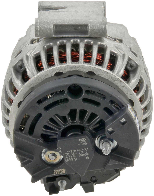 BOSCH - New Alternator - BOS AL0817N