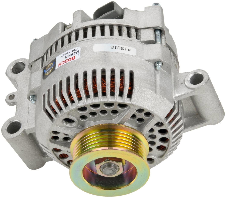 BOSCH - New Alternator - BOS AL598N