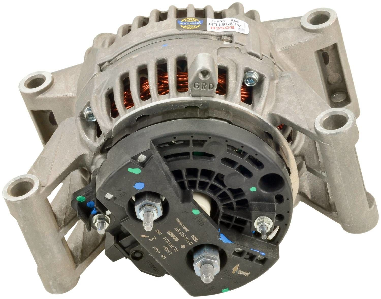 BOSCH - New Alternator - BOS AL9961LH