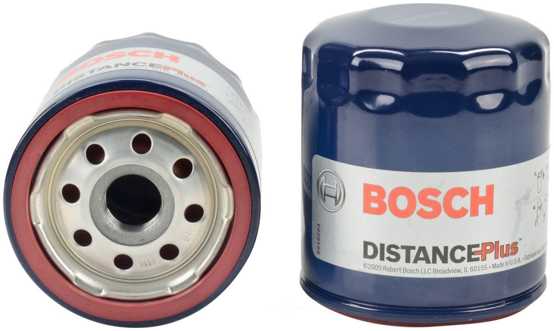 BOSCH - Distance Plus Oil Filter - BOS D3331