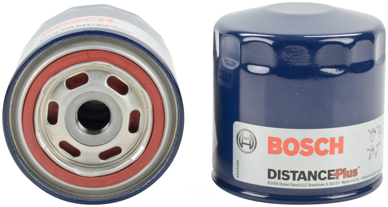BOSCH - Distance Plus Oil Filter - BOS D3402