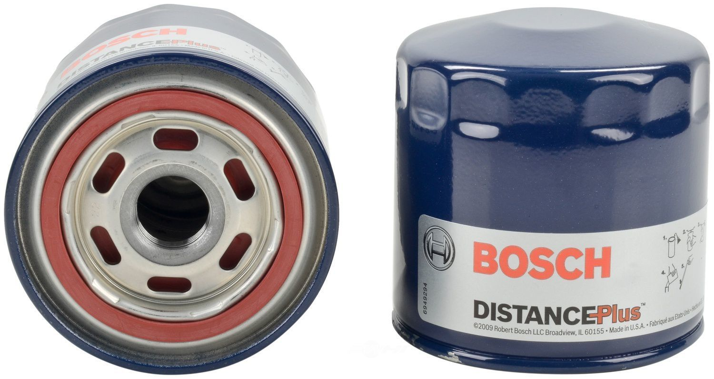 BOSCH - Distance Plus Oil Filter - BOS D3410