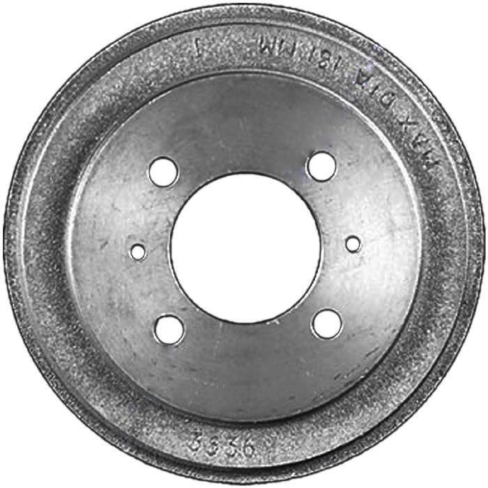 BENDIX PREMIUM DRUM AND ROTOR - Bendix Brake Drum (Rear) - BPD PDR0583