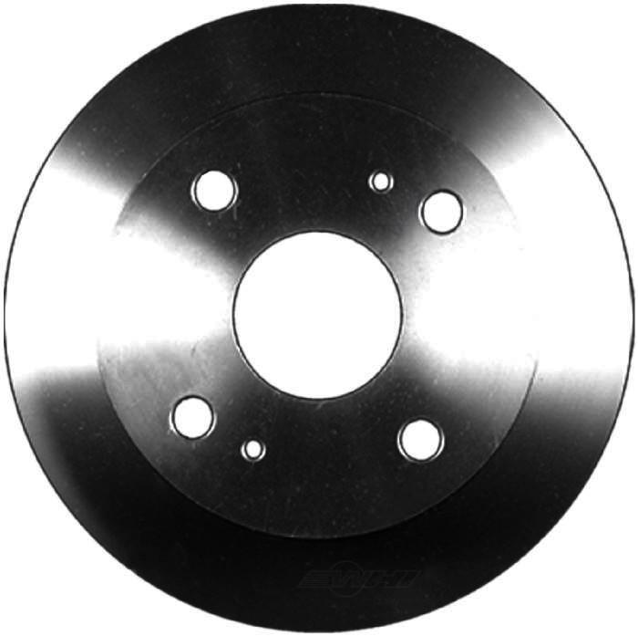 BENDIX PREMIUM DRUM AND ROTOR - Bendix Brake Rotor (Rear) - BPD PRT1364