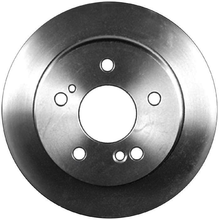 BENDIX PREMIUM DRUM AND ROTOR - Bendix Brake Rotor (Rear) - BPD PRT1427