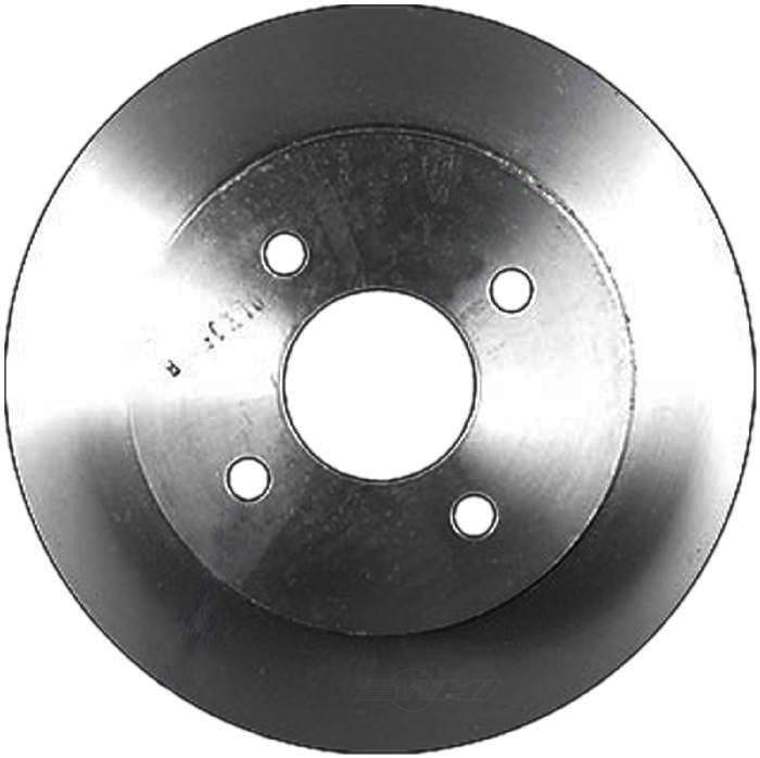 BENDIX PREMIUM DRUM AND ROTOR - Bendix Brake Rotor (Rear) - BPD PRT1527FC