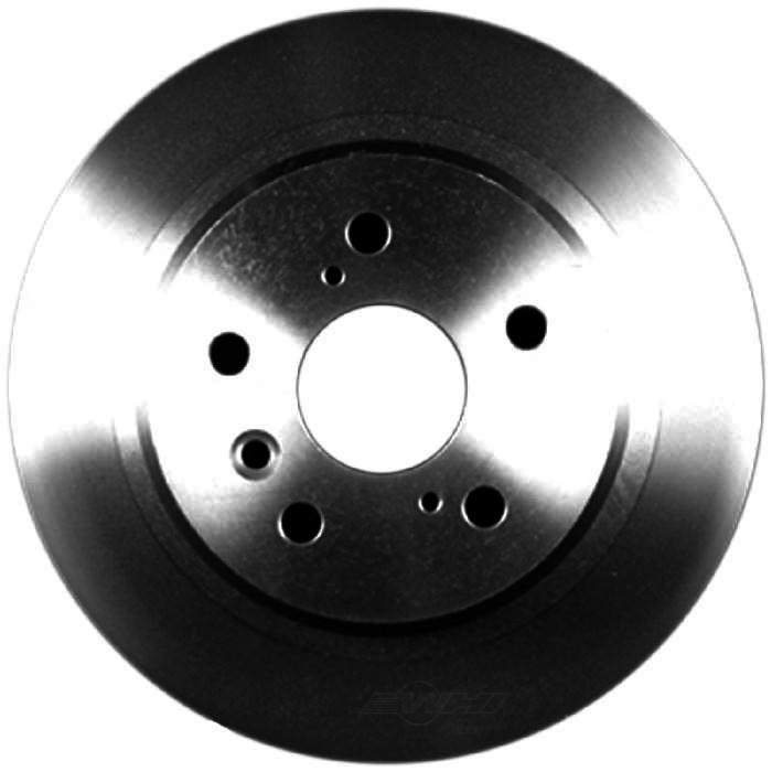 BENDIX PREMIUM DRUM AND ROTOR - Bendix Brake Rotor (Rear) - BPD PRT1800