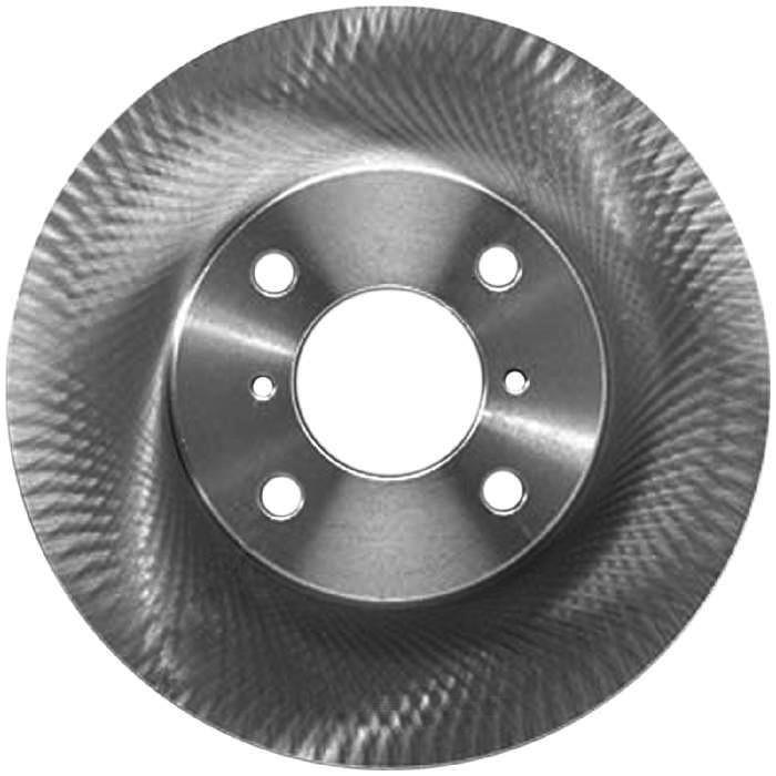 BENDIX PREMIUM DRUM AND ROTOR - Bendix Brake Rotor - BPD PRT5425