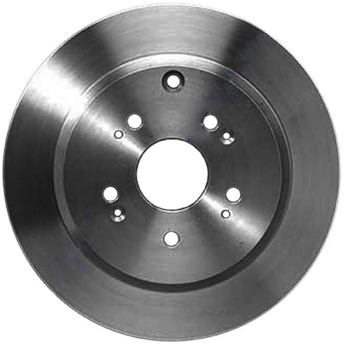 BENDIX PREMIUM DRUM AND ROTOR - Bendix Brake Rotor (Rear) - BPD PRT5678