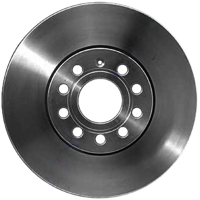 BENDIX PREMIUM DRUM AND ROTOR - Bendix Brake Rotor (Front) - BPD PRT5682