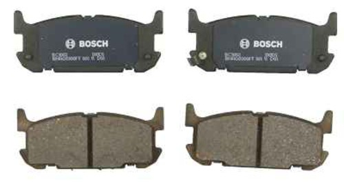 BOSCH BRAKE - Bosch QuietCast Ceramic Pads (Rear) - BQC BC1002