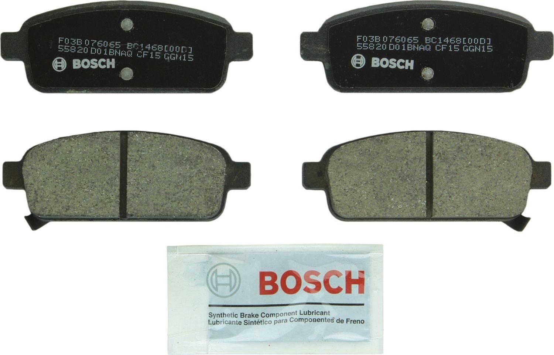 BOSCH BRAKE - Bosch Quietcast Ceramic Pads (Rear) - BQC BC1468
