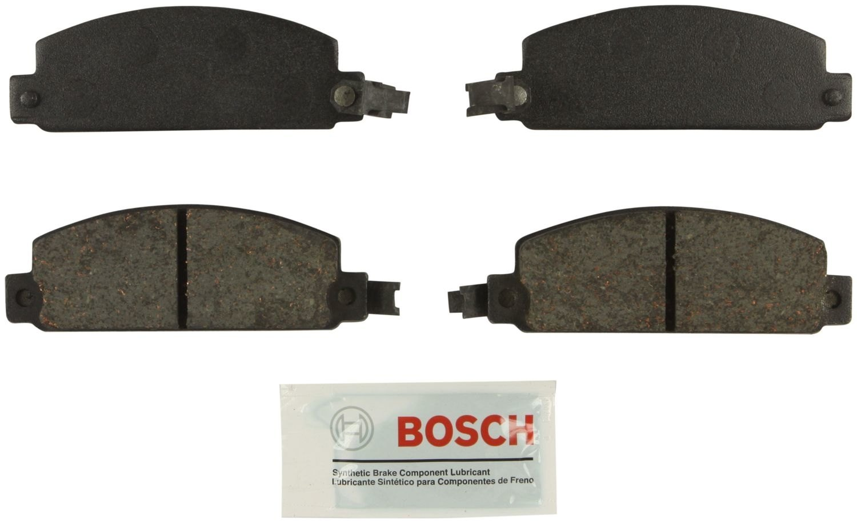 BOSCH BRAKE - Bosch Blue Brake Pads - BQC BE134
