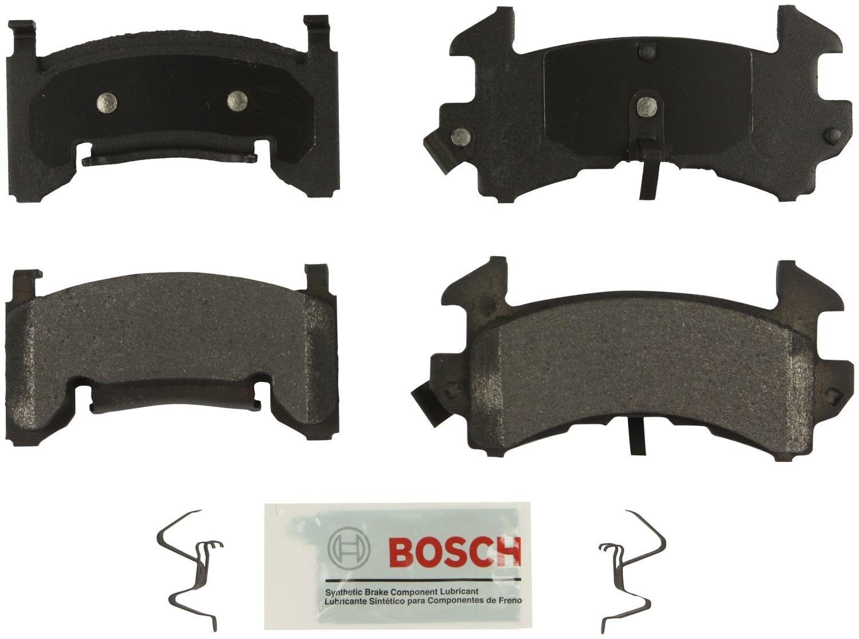 BOSCH BRAKE - Bosch Blue Brake Pads W/ Hardware - BQC BE154H