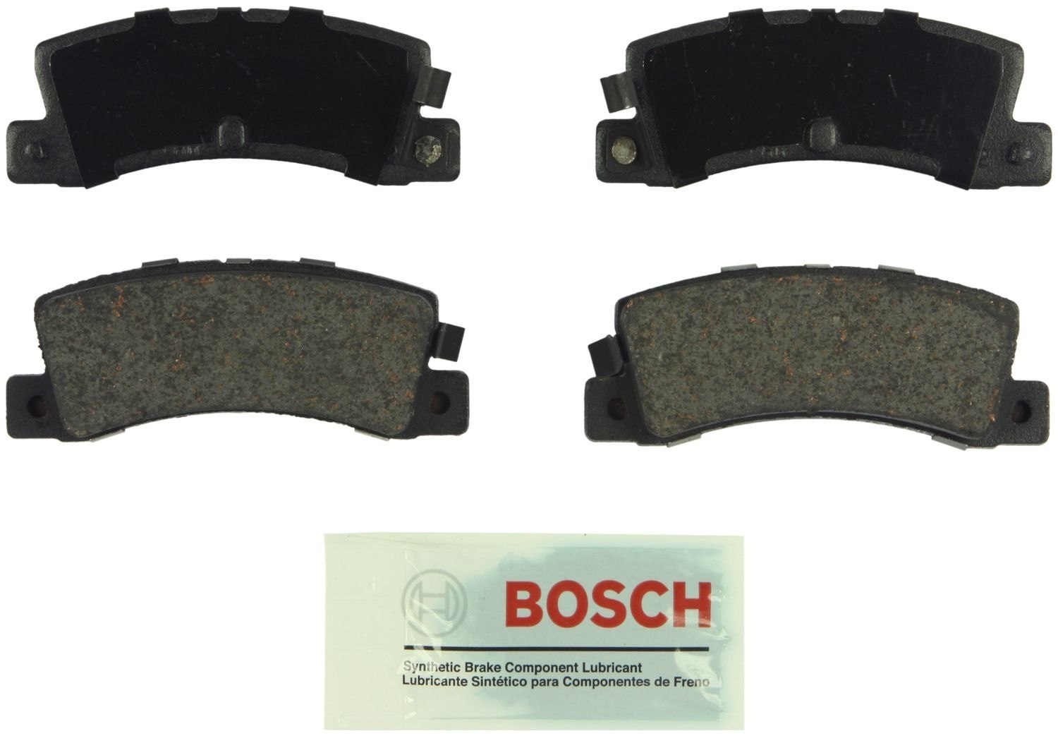 BOSCH BRAKE - Bosch Blue Brake Pads (Rear) - BQC BE352