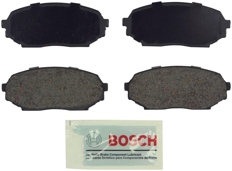 BOSCH BRAKE - Bosch Blue Brake Pads - BQC BE468
