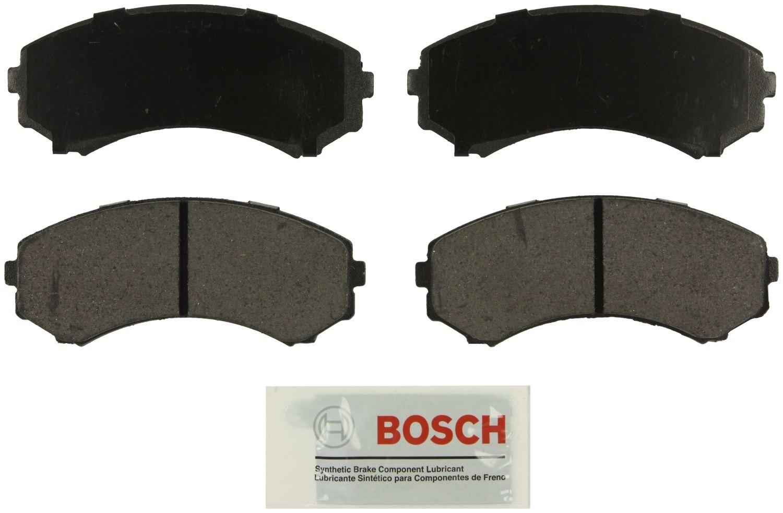 BOSCH BRAKE - Bosch Blue Brake Pads - BQC BE550
