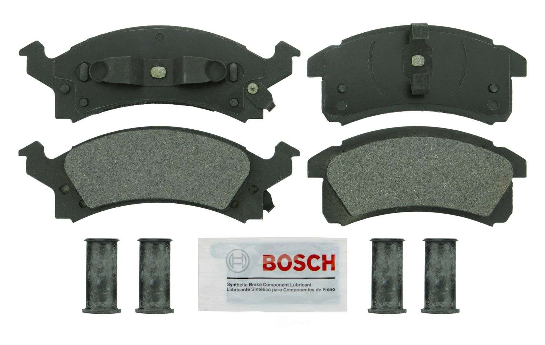 BOSCH BRAKE - Bosch Blue Brake Pads w/ Hardware - BQC BE673H