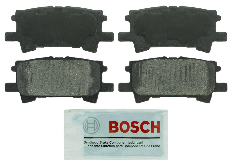 BOSCH BRAKE - Bosch Blue Brake Pads - BQC BE996