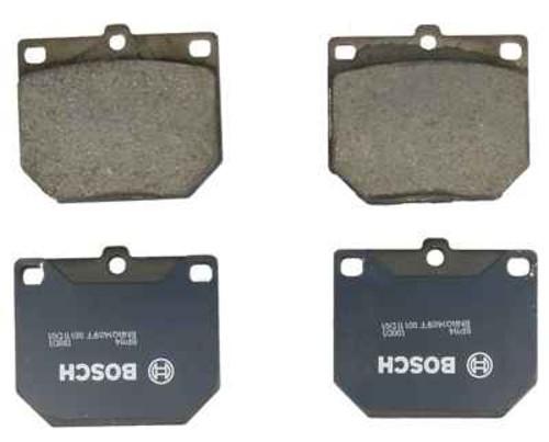 BOSCH BRAKE - Bosch QuietCast Pads (Front) - BQC BP114