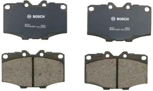 BOSCH BRAKE - Bosch QuietCast Pads (Front) - BQC BP137