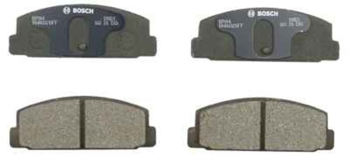 BOSCH BRAKE - Bosch QuietCast Pads (Rear) - BQC BP144