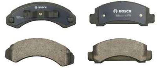 BOSCH BRAKE - Bosch QuietCast Pads w/ Hardware (Front) - BQC BP205