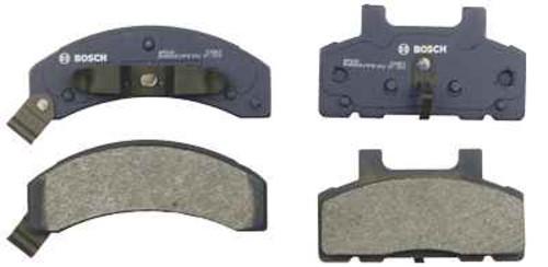 BOSCH BRAKE - Bosch QuietCast Pads w/ Hardware (Front) - BQC BP215