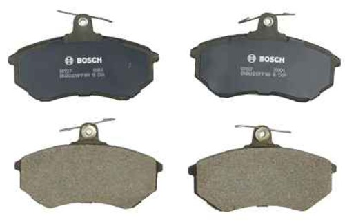 BOSCH BRAKE - Bosch QuietCast Pads w/ Hardware (Front) - BQC BP227