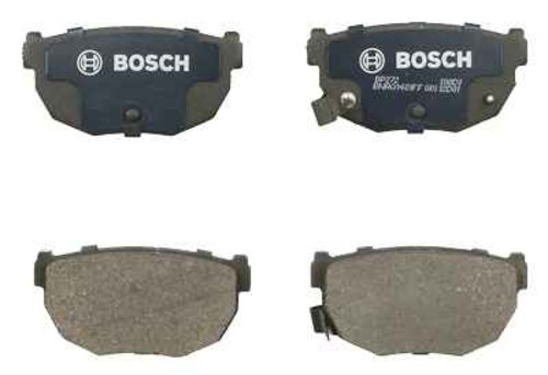 BOSCH BRAKE - Bosch QuietCast Pads (Rear) - BQC BP272